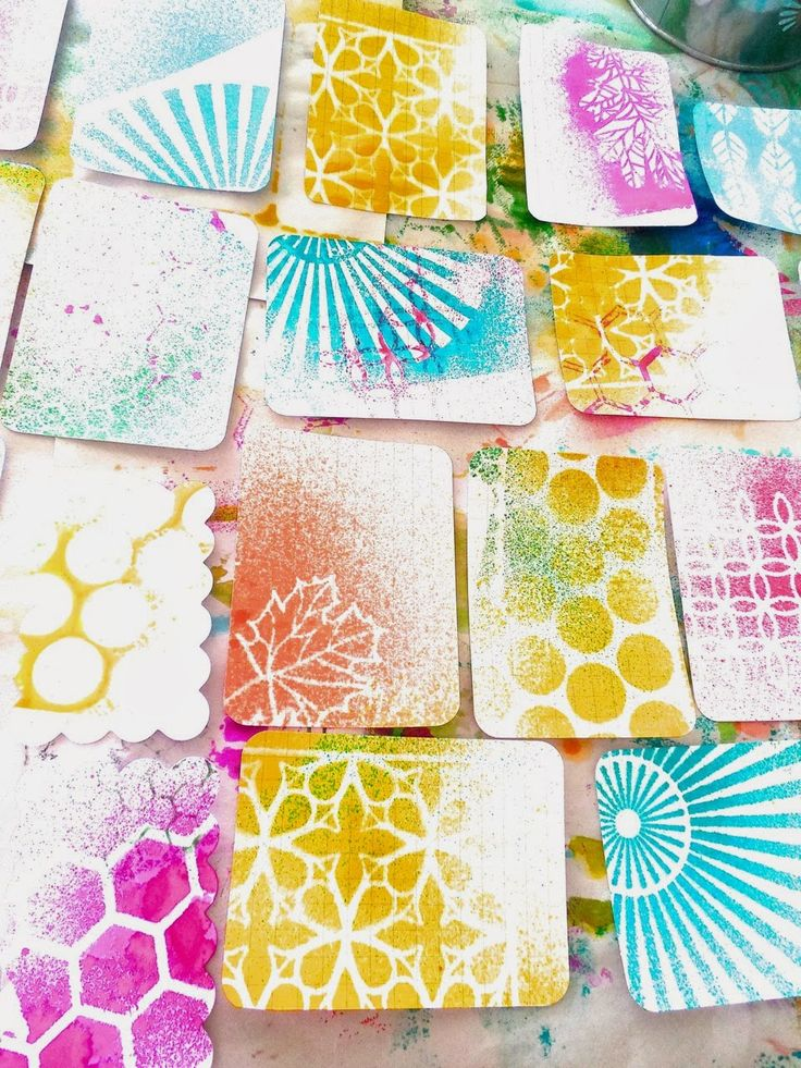 DIY -- Add Some Color To Your Project Life Pages! | Bonita Rose