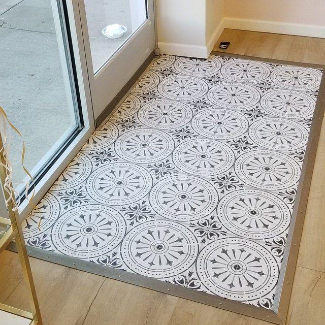 Mexican Stairriser Peel Stick Vinyl Decal Self Adhesive Etsy In 2020 Flooring For Stairs Peel Stick Vinyl Floor Decal