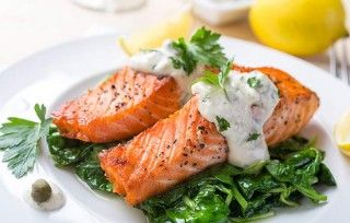 Foods To Prevent Grey Hair - Salmon