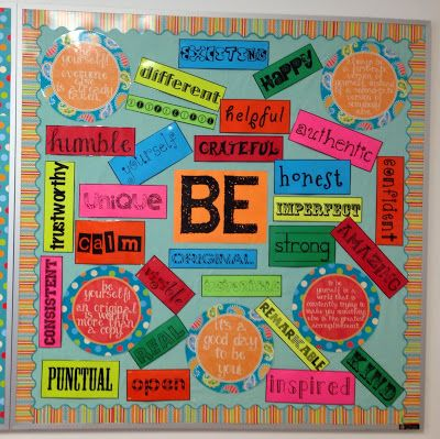 Create your own BE Bulletin Board