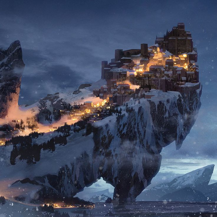 Winter Keep by Bram Sels