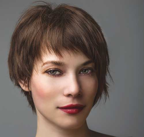 Best Pixie Haircuts For Square Faces: 33 Best Images About Hair Cuts Square Face On Pinterest