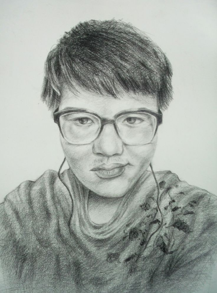 Art Drawing Portrait by Sittichai Pijitam (cycnas)