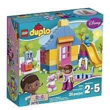 LEGO Duplo - La clinique de Docteur La Peluche (10606)