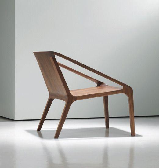 chair by Bernhardt Design