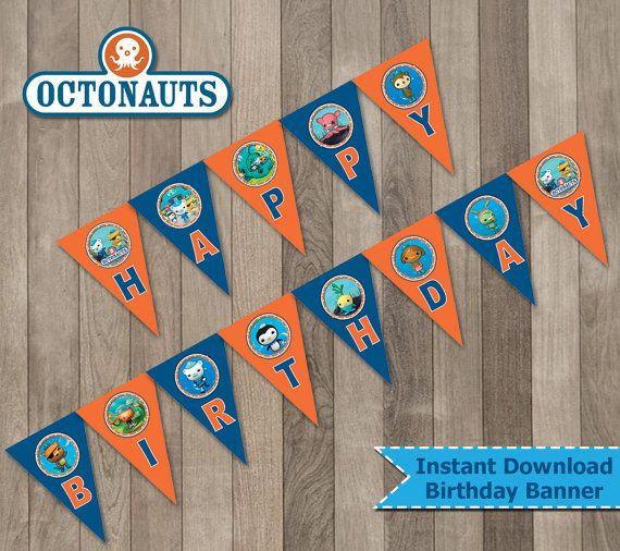 17 Best Ideas About Printable Birthday Banner On Pinterest