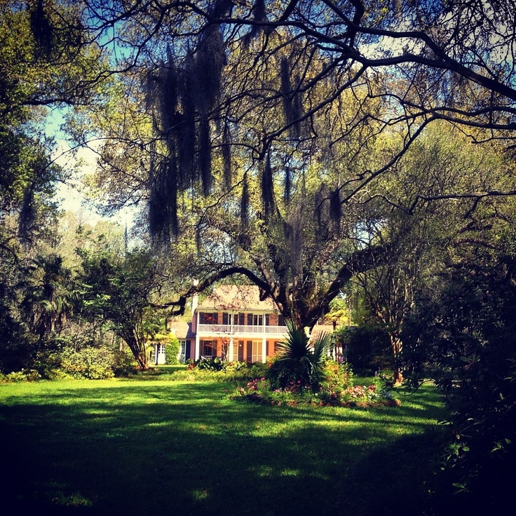 LSU Rural Life Museum And Gardens In Baton Rouge