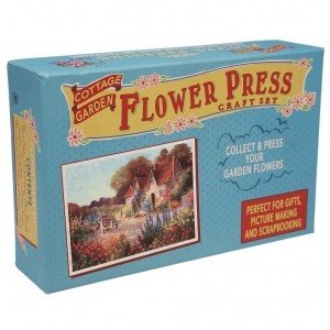 Kit de prensar flores