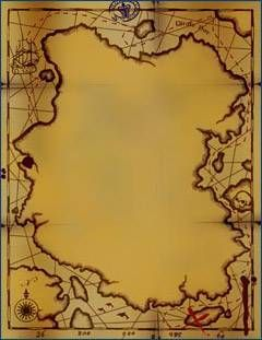 """Pirate Map Invitations"" by Greg Starks"
