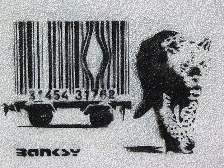 Banksy | Biography, Art, & Facts | Britannica.com