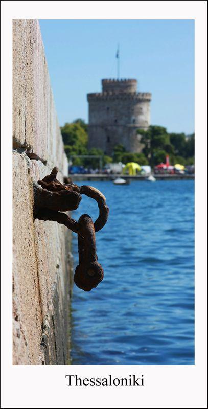 GREECE CHANNEL | THE WHITE TOWER - Thessaloniki, Thessaloniki