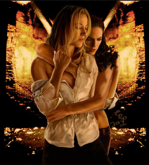 Doccubus - Lost Girl - Bo and Lauren