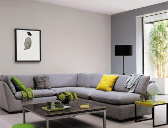 Bli inspirert av hvordan vi har brukt farger til å gjøre stuen til et sentralt rom i hjemmet. Bli inspirert til å male selv, klikk deg inn her.
