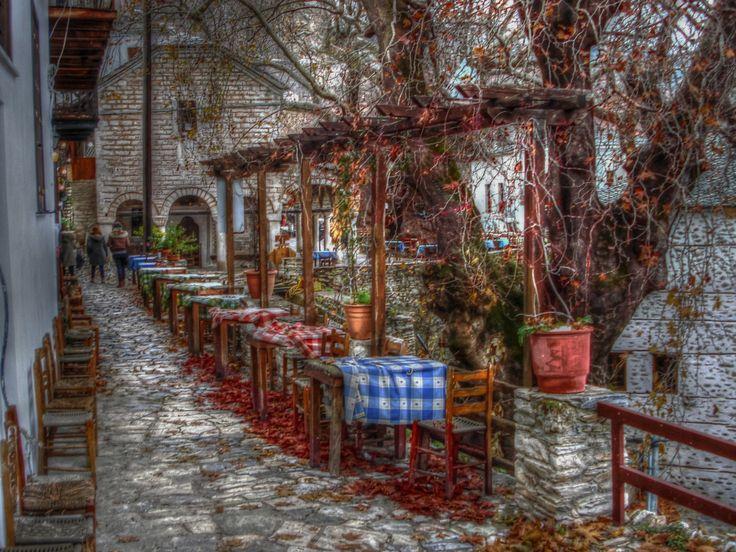 Makrinitsa by Efstratios Lales on 500px