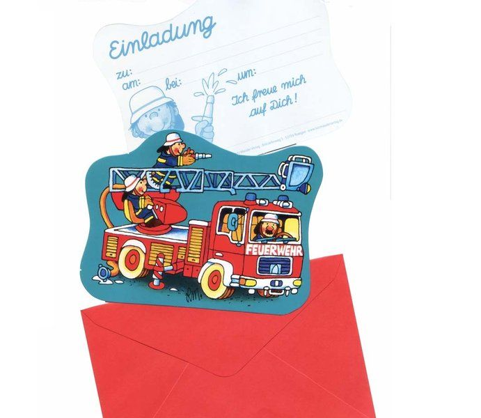 Fire Truck Invites is best invitations template
