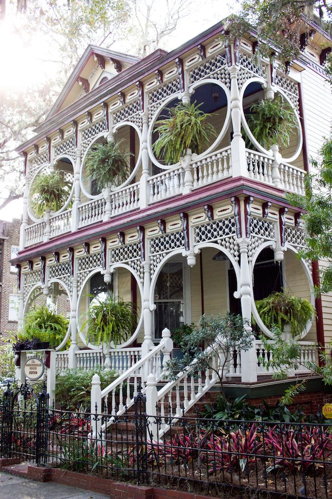 Savannah, Georgia Travel Guide: Day 1 -- Looks by Lau