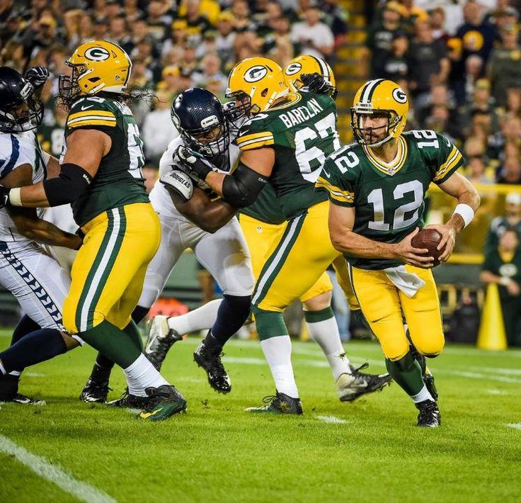 Packers vs. Seahawks 9-20-2015