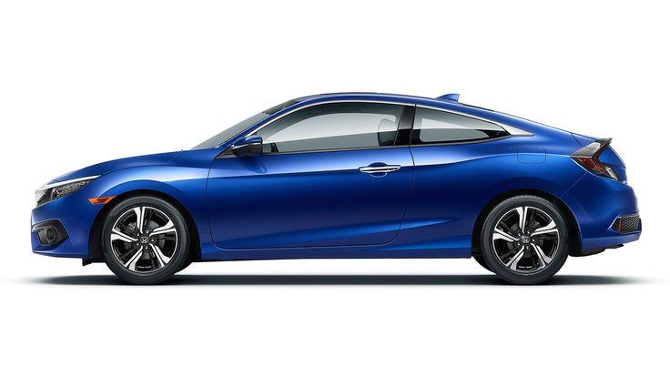 Shop for a Honda Civic Coupe - Official Site