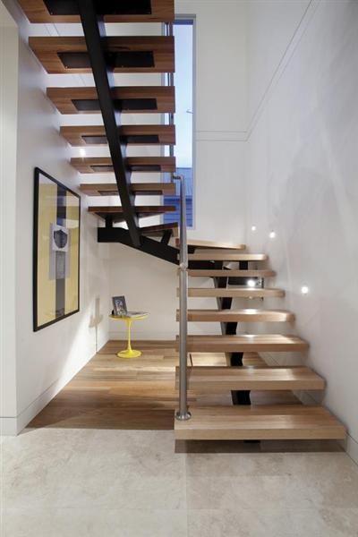 Floating Stair Design #stairs #floating #sketchbuildingdesign