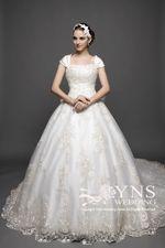 [サンプルでご自宅試着]ウエディングドレス ウェディングドレス レンタル、カラードレス、格安ウエディング ならYNS WEDDING