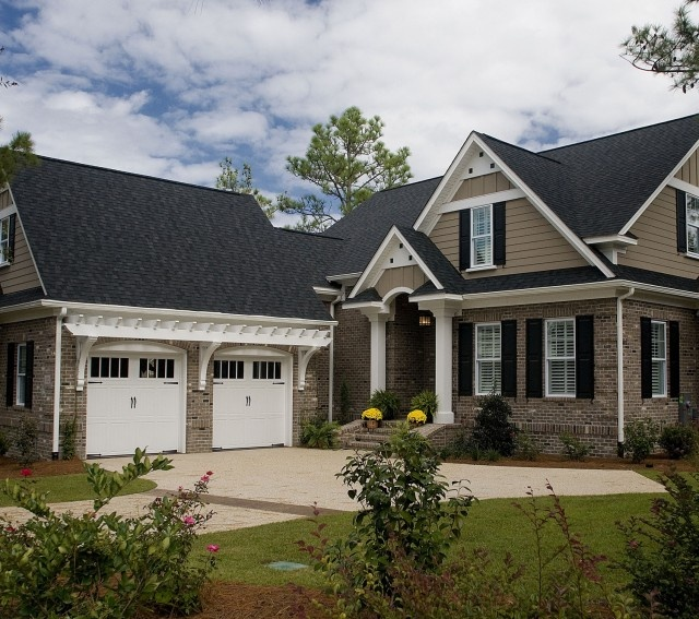 Popular Exterior Home Colors: Exterior & Paint Colors Images On