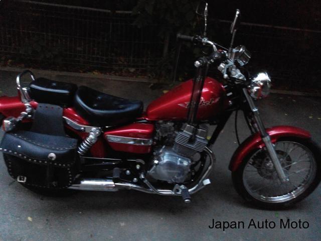 1996 HONDA Rebel Motorcycle chopper Ro 1300 euro Bucuresti - JAPAN AUTO MOTO