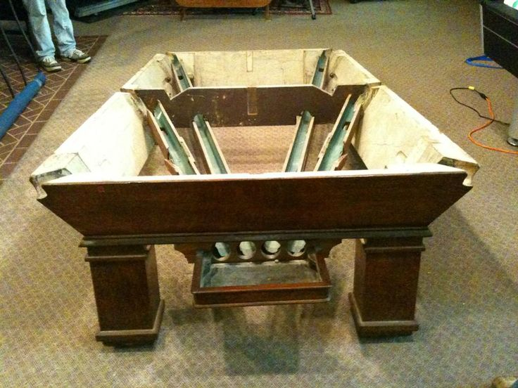 56 best images about pool table designs and builds on for Pool table woodworking plans