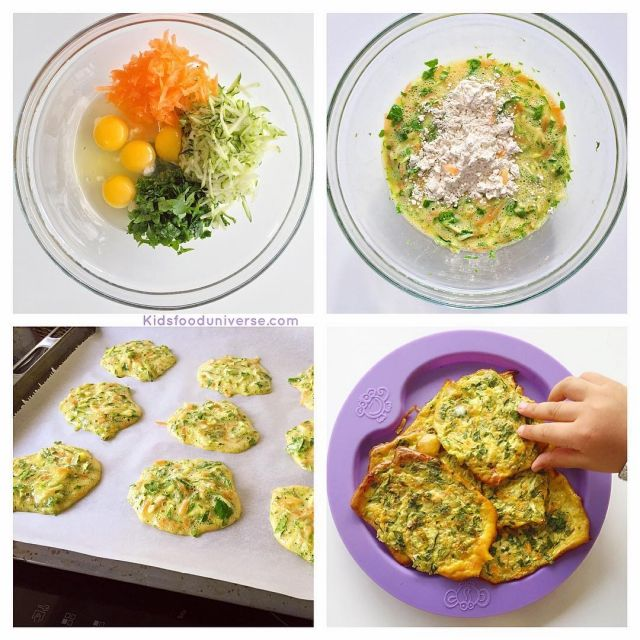 17 best images about baby on pinterest baby led weaning infants vegetable egg patties loaded with veggies and is so delicious for both babies and toddlers baby food recipestoddler forumfinder Choice Image