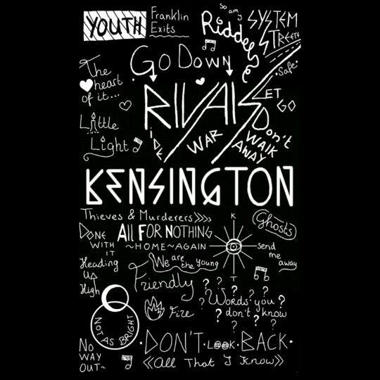 《Selfmade drawing of Kensington》