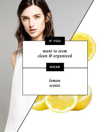 How to Use Perfume to Get What You Want - If You Want to Appear Fresh and Clean