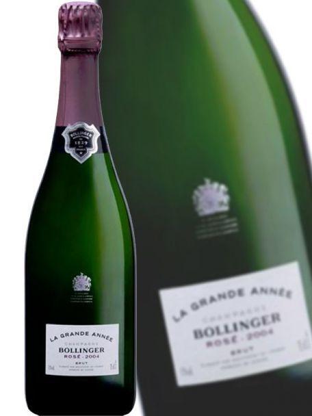 Bollinger La Grande Année Rosé