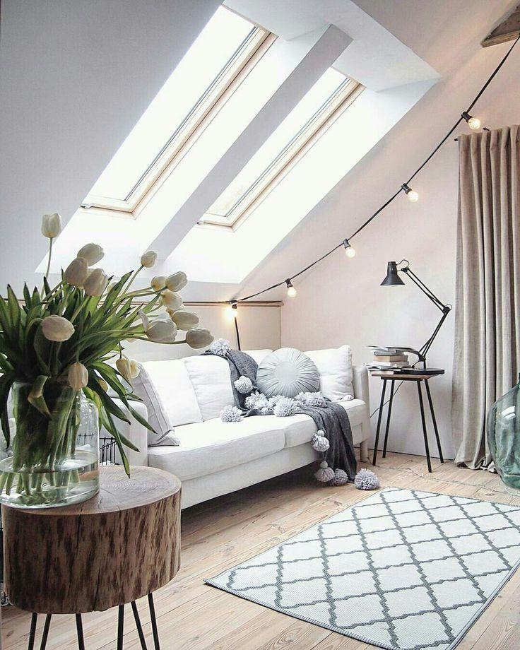 324 best Dachgeschoss   Einrichten images on Pinterest Attic