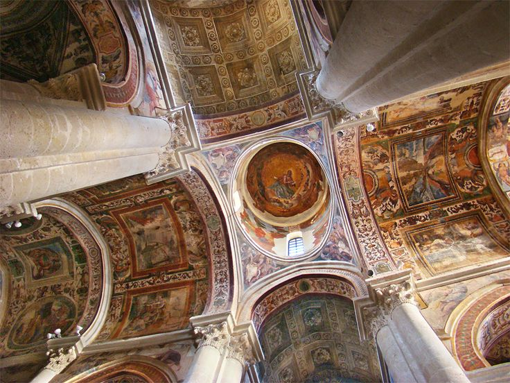 Puglia Lecce9 tango7174 - Chiesa dei Santi Niccolò e Cataldo - Wikipedia