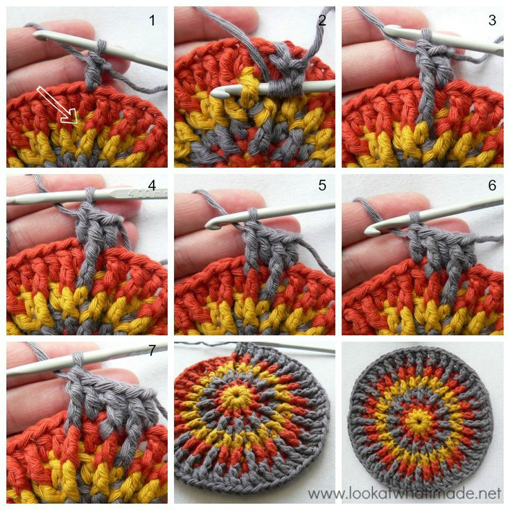 Genial técnica para intentar! https://www.pinterest.com/LeoncitosLocos/crochetesamor/