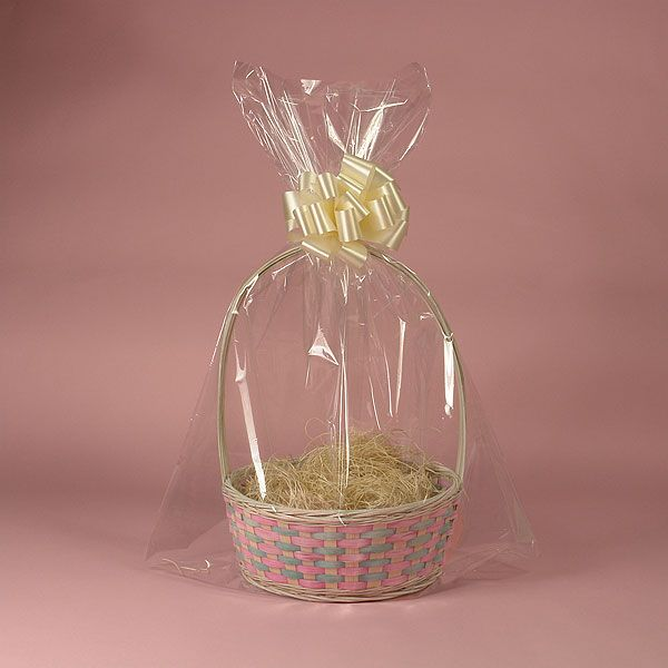 Round Bottom Basket Bags...I am so ordering these for the reunion next year.