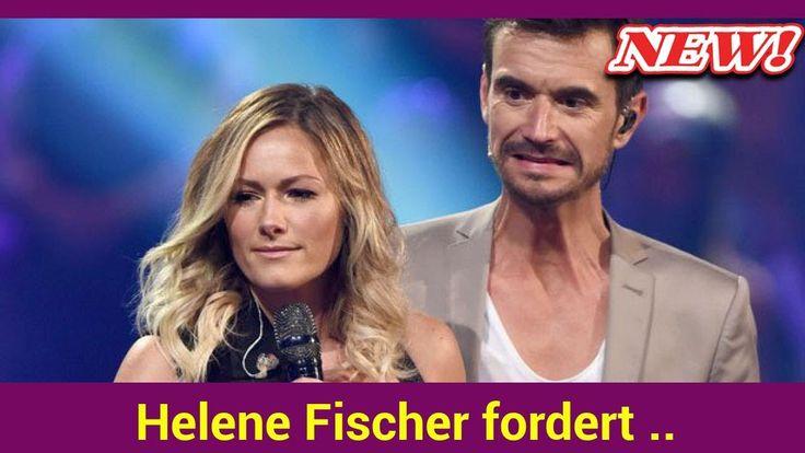 Helene Fischer bittet auf Instagram um Unterstützung für ihren Florian Silbereisen. Die Schlagerschönheit tritt mit dem Aufruf an die Öffentlichkeit und erhofft sich dadurch dass ihr Liebling mit der Goldene Henne nach Hause kehren kann.   Source: http://ift.tt/2ukmBxS  Subscribe: http://ift.tt/2sdLXcL Fischer fordert Unterstützung für ihren Lover
