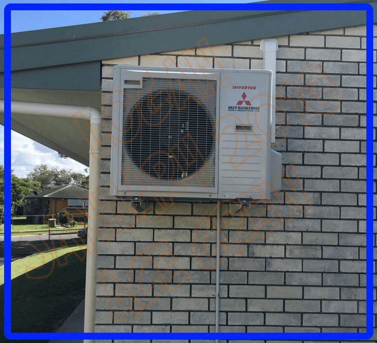 Air conditioning installation Expert in Brisbane, Australia. This is a Mitsubishi Heavy Industry Split system air conditioner. Installed February 2016
