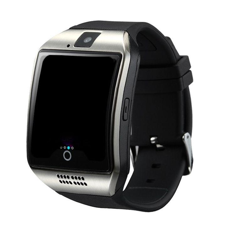 Дешевле 1043.64 руб  SmartWatch Новый Q18 Шагомер Смарт часы с Сенсорный экран Камера TF Bluetooth SmartWatch для Android IOS Телефон Для мужчин часы  #SmartWatch #Новый #Шагомер #Смарт #часы #Сенсорный #экран #Камера #Bluetooth #для #Android #Телефон #Для #мужчин  #onlineshop