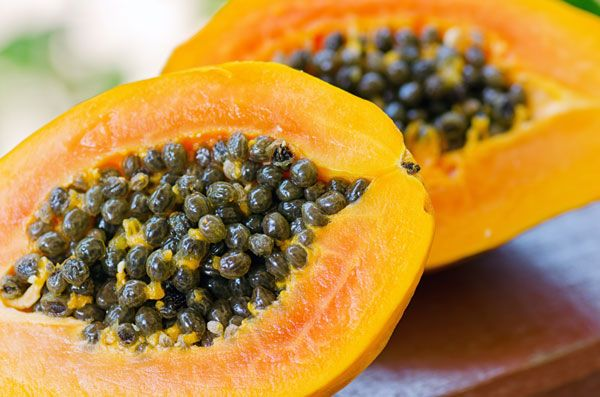 Homemade Papaya Enzyme Facial Mask for Natural Exfoliation