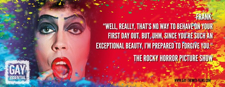 Film Quotes The Rocky Horror Picture Show