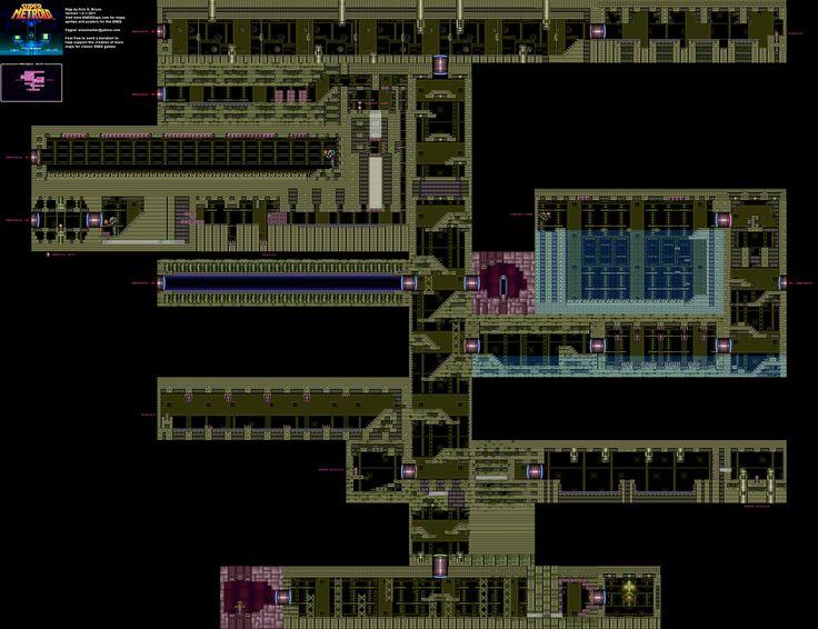 SuperMetroidMapWreckedShip.png (3328×2560)