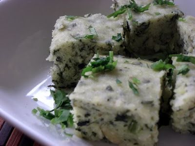 The Spice Who Loved Me: Gujarati Series - Chora Daal-Fenugreek Dhokla