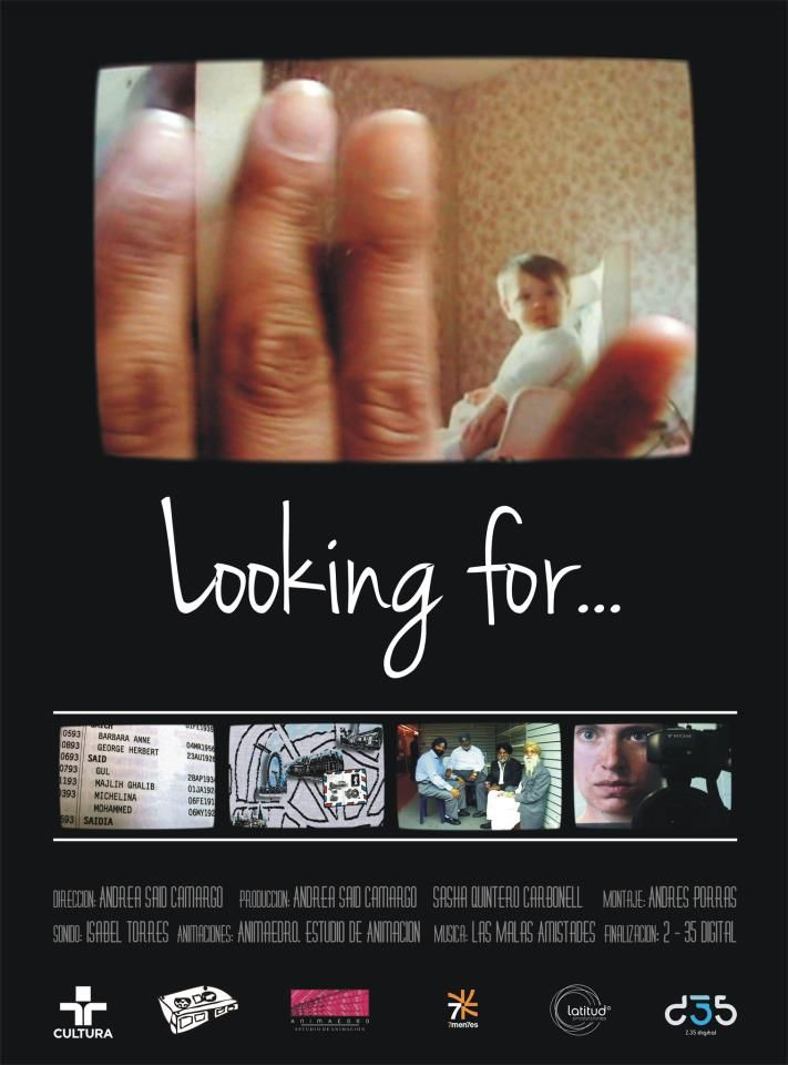 Looking For Andrea Said / 2012 / 54 minutos