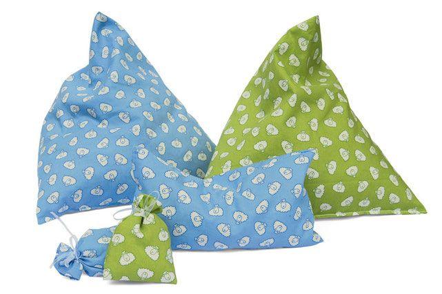 Zirbenholz kissen zirbenkissen geschenkidee geschenke for Bett zirbenholz
