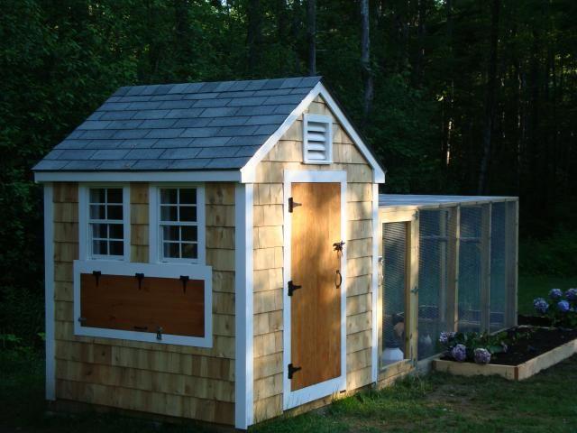 chicken coop design with plans
