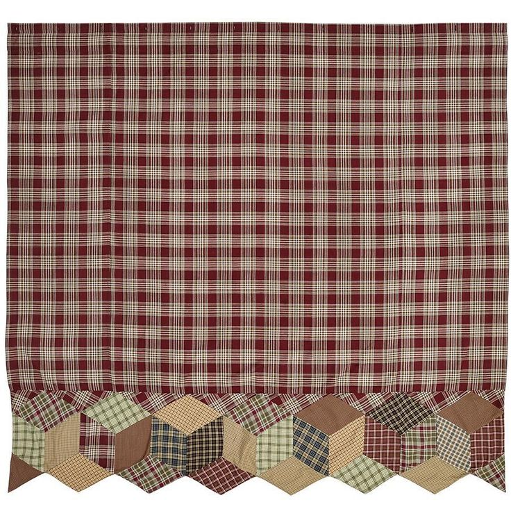 47 best Country Shower Curtains & Primitive Shower Curtains - VHC ...