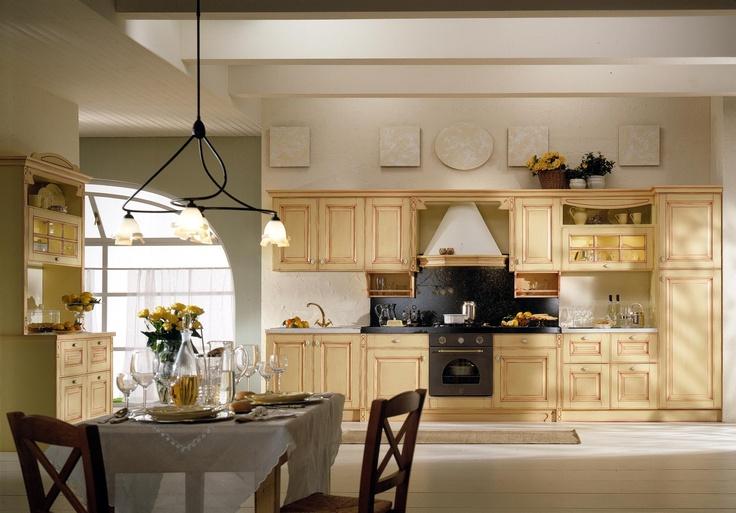 Cucine classiche provenzale gemal stile provenzale e shabby pinterest cucina - Mobili per cucina ...