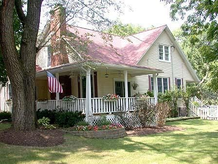 4bd 2 Story Historic Mokena Farm House | Wrap around ...