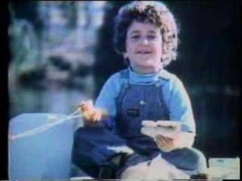 My Bologna has a first name,it's O-S-C-A-R! My bologna has a second name it's M-E-Y-E-R! lol I loved this commercial