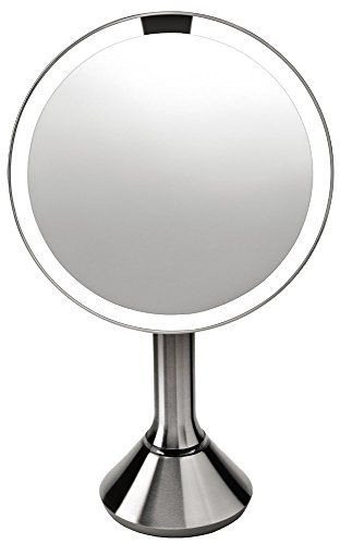 Simplehuman Sensor Lighted Makeup Vanity Mirror 8 Quot Round